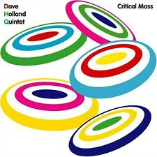 Critical Mass - Dave Quintet Holland (2006, CD NIEUW)