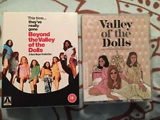 beyond the valley of the dolls bluray Arrow Limited Region B + Bonus Criterion