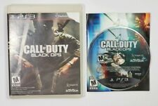 PS3 Call Of Duty: Black Ops (Sony Playstation 3, 2010)