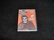 THE CRIMSON GHOST CLIFFHANGER SERIAL 12 CHAPTERS 2 DVDS
