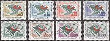 ALGERIE N°369/376** paix, drapeaux, colombe, 1963 ALGERIA doves, flags MNH