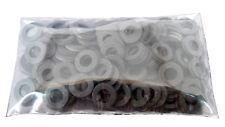 Flat Fiber Washers, #10 Screw Hole: 100/Pack