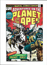 Adventures On The Planet Of The Apes #1 [1975 Fn-Vf] Comic Adaptation Of Film!