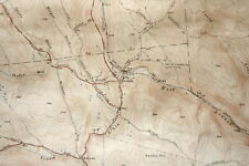Becket Massachusetts Quadrangle Topographic Map 1948