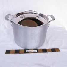 All-Clad 5 qt Master Chef Stock pot No. 305 USA made Multi-Ply Very Nice