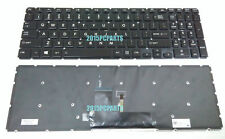 Toshiba Satellite Radius P55W-B5112 P55W-B5220 P55W-B5318 Keyboard US Backlit