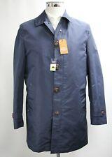 Men's Harry Brown Navy Blue Coat (M)..Sample 3949