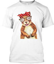 Squirrel- Ds11 Hanes Tagless Tee T-Shirt