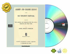 Hebrew and chaldee Lexicon to the old testament Scripture by Gesenius Book CDROM