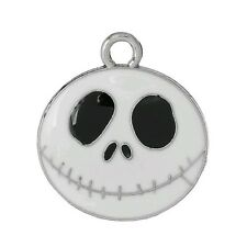5 X The Nightmare Before Christmas Jack Charm for Necklaces & Bracelets Making