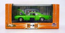Artículos de automodelismo y aeromodelismo color principal verde Dodge de escala 1:64
