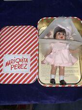Mariquita Perez Doll From Spain. Very Rare w/COA