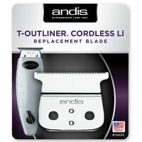 Andis T-Outliner Cordless Li Replacement Blade T-Blade 04535 Barber Hair Trimmer