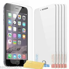 """6 NEW BRAND GENUINE SCREEN PROTECTORS PROTECT FOR APPLE IPHONE 6 (4.7"""")"""