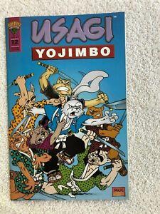 Usagi Yojimbo #12 (Feb 1995, Mirage) NM 9.4