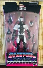 Marvel Legends Series Deadpool Back in Black - New in box