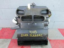 Ferrari 360 Heater Core Evaporator Box Blower Box *Damaged Housing* *For Parts*
