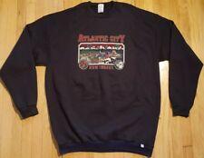 Vintage 90s Atlantic City sweatshirt 3XL crewneck navy blue New Jersey NJ 3XLT