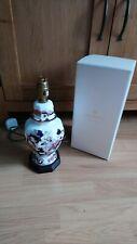 Masons Ironstone Blue Mandalay Lamp