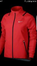 Original Nike Golf Women's Composite Jacket Red/Black Size Small (S)