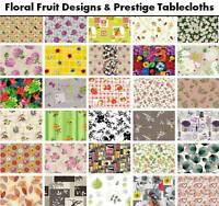 """2.6m//102/"""" straw vinyl wipe clean wipeable table cover oilcloth TABLECLOTH CO"""