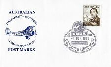Permanent Commerative Pictorial Postmark - Brisbane 6 Jun 1999 - 45c