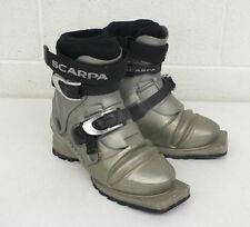 Scarpa Terminator T3 Intuition Women's Telemark Ski Boots US Size 6 LOOK