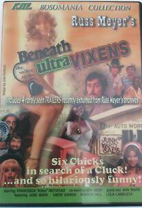 RUSS MEYER'S DVD Ultravixens Bosomania Cult Classic Collectors Edit USA Import