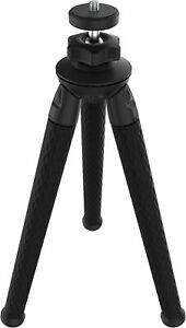 Sabrent Universal Flexible Tripod for Camera or Phone w/ GoPro Adapter (TP-FLTP)
