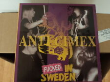 Anti Cimex -  Fucked In Sweden Lp kbd gism discharge shitlickers disfear ubr NEW