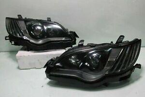 JDM Subaru Liberty BPE BP5 BL5 Legacy Facelift HID Headlight Lamp Wrx STi 2007