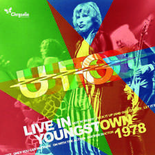 UFO Live in Youngstown LP (2lp) 1978 RSD 2020 Record Day