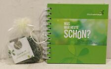 """""""Was war Heute... Schön """"Mein Tagebuch + Edelstahl Lesezeichen - Glückswerkzeuge"""