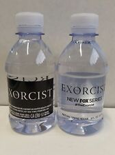 SDCC Comic Con 2016 FOX The Exorcist PROMO bottle w Water