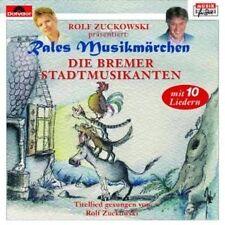 """RALES MUSIKMÄRCHEN """"DIE BREMER STADTMUSIKANTEN"""" CD NEU"""