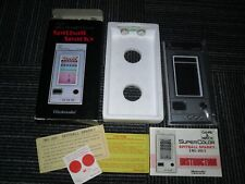 MINT UK edition! Boxed SPITBALL SPARKY game & watch NINTENDO electronic HANDHELD