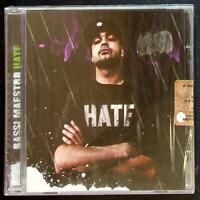 Bassi Maestro - Hate (SIGILLATO) - Vibrarecords - HH 3022 2 - Italy - CD