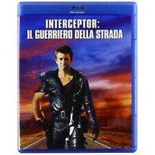 Blu Ray INTERCEPTOR IL GUERRIERO DELLA STRADA ***  Mel Gibson, Vernon Wells ***