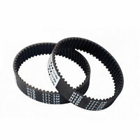 Planer Drive Belt  for B& D KW715 KW713 BD713 toothed - 2 pack