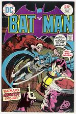 (1975) BATMAN #265 BERNI WRIGHTSON INKS! 3.5 / VERY GOOD-