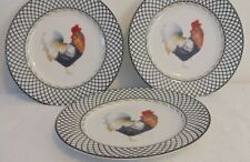 Plates Roosters by Vera Bradley