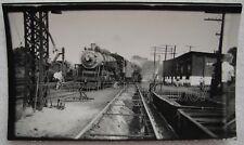 Lawrence MA Engine House Boston&Maine Railroad Enthusiasts Excursion 1952 photo