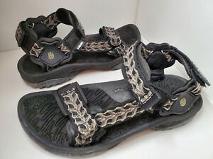Teva Men's Nylon Strap Sport Sandals Tribal Print Size 9