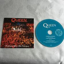 Queen  CD Single Card Sleeve Friends will be Friends / Princes of the Universe