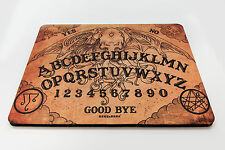 New Funny Novelty Scary Joke OUIJA BOARD Quality Rubber Soft Touch MOUSE MAT Pad