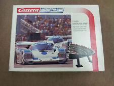 ^ Carrera Pro F1 Slot Car Tracks High-bank 45 degree curve #71555 Original box