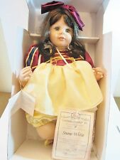"20"" Toddler ""Snow White  "" Doll by Donna Rubert Paradise Galleries"