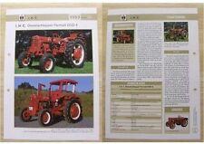 IHC tractor remolcador Farmall DGD 4 1953 visión del mundo