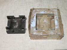 Dixie Magneto Base Mold for making bases for Indian Powerplus & Hedstrom