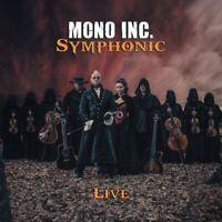 MONO INC. - SYMPHONIC LIVE  2 CD NEU
